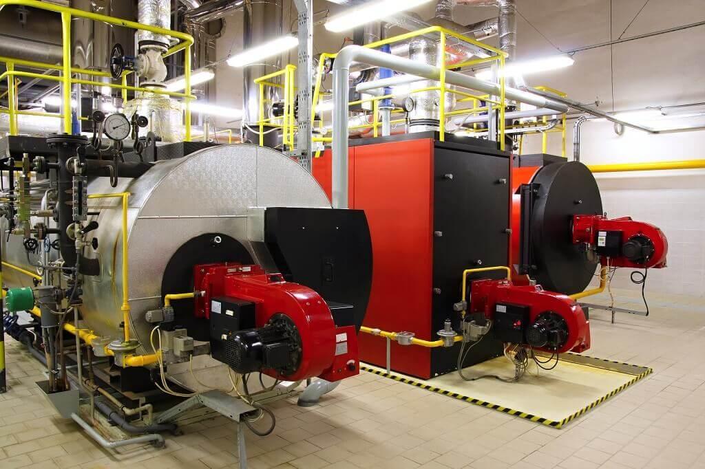 system detekcji gazu w kotłowni - detekcja gazu w kotłowni