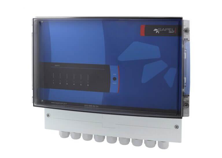 Centrala alarmowa,detekcyjna GWT-8/GWT-6
