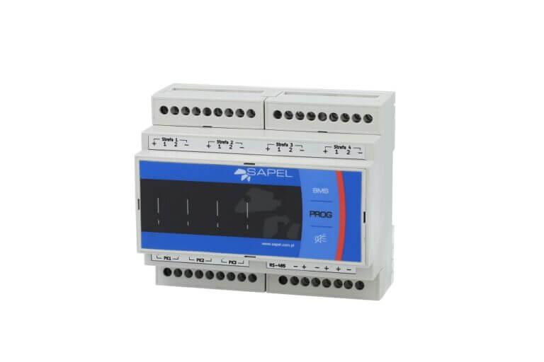 Centrala/moduł alarmowy DL 400