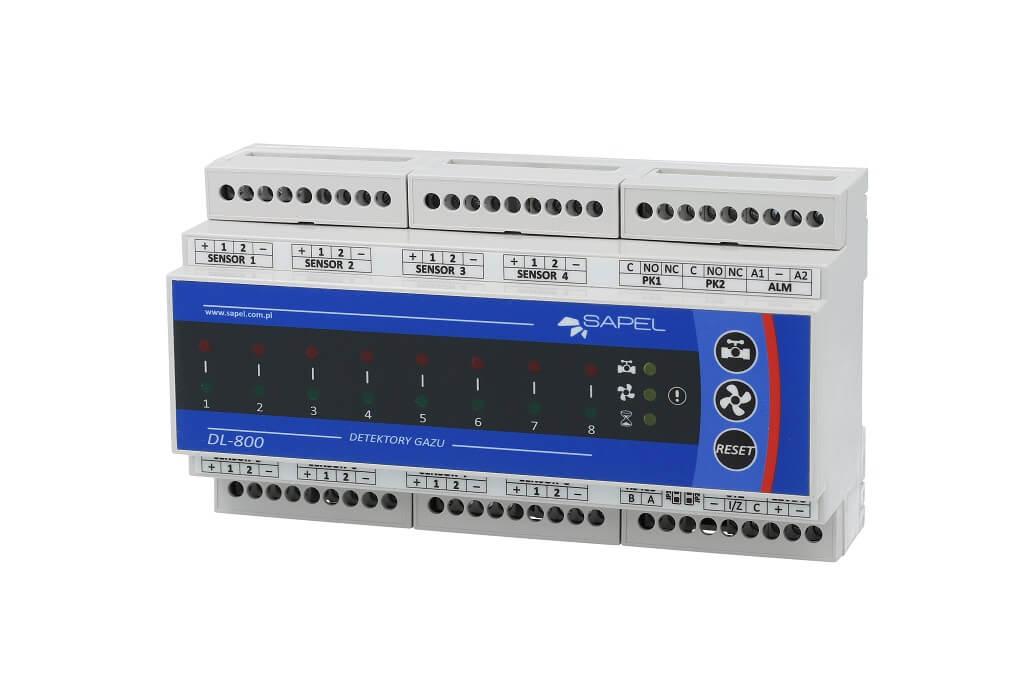Centrala/moduł alarmowy DL 800