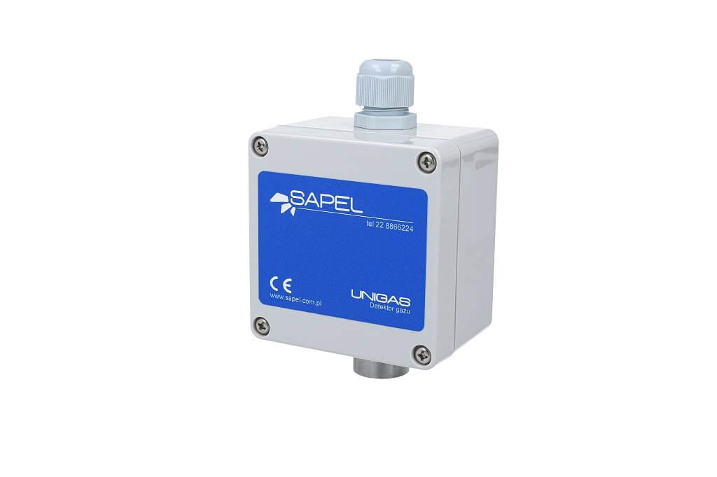 Głowica gazometryczna Unigas II