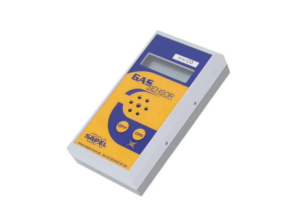 detektor gazów toksycznych - detekcja gazów toksycznych