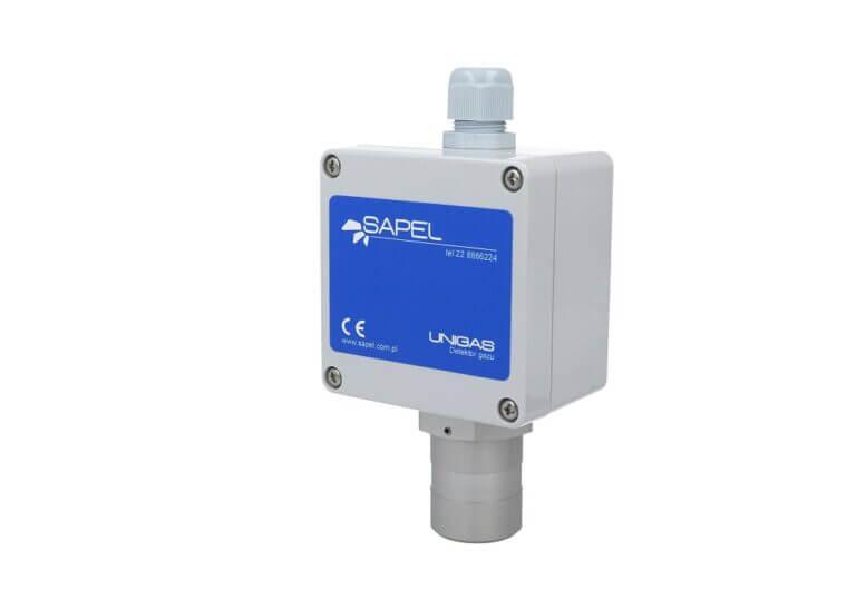 Głowica gazometryczna Unigas III
