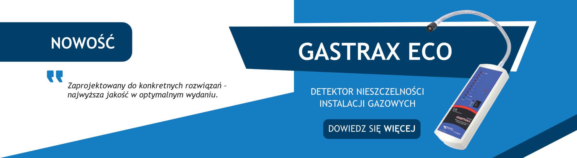 detektor nieszczelności instalacji gazowych