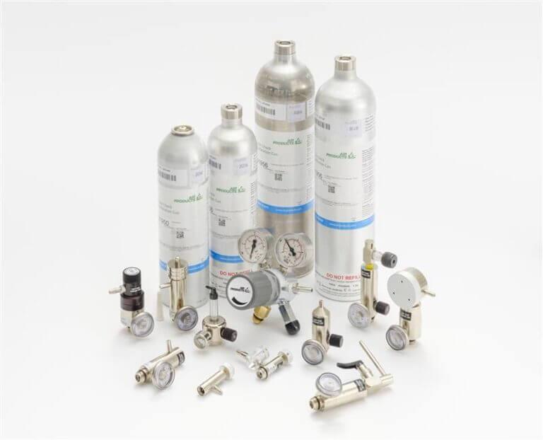 gazy kalibracyjne/gaz kalibracyjny