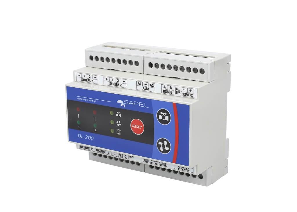 Centrala/moduł alarmowy DL 200
