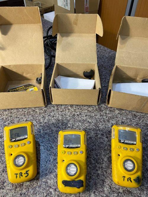 Serwis detektorów i czujników gazu
